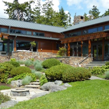 san juan island home construction