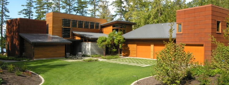 eco construction san juan island washington