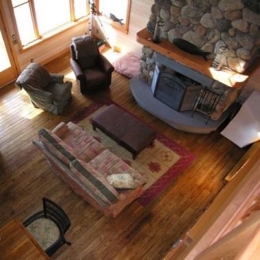 living room remodel construction
